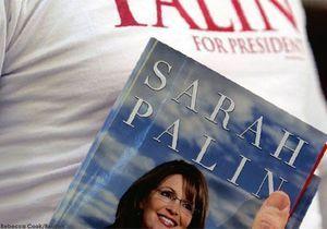 Sarah Palin : au secours, elle revient !