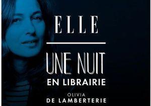 Une nuit en librairie : Amélie Nothomb est l'invitée du podcast littéraire de ELLE