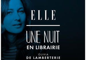 Une nuit en librairie : David Foenkinos est l'invité du podcast littéraire de ELLE