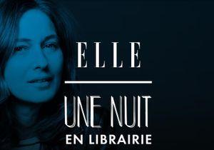 Une nuit en librairie : Isabelle Carré lectrice passionnée