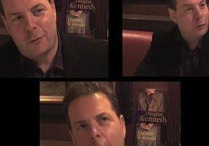 [VIDEO] Un dîner avec Douglas Kennedy…