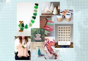 20 idées d'activités manuelles à faire pour Noël