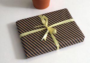Comment faire un paquet cadeau