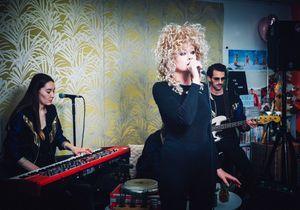 ELLE LIVE #35 : Corine chante à la rédaction