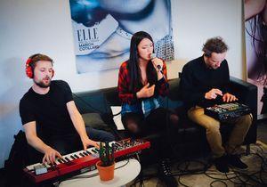 ELLE LIVE #4 : Mai Lan chante à la rédaction