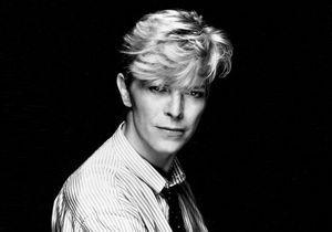 Derrière David Bowie... Coco, assistante et amie dévouée