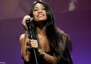 Anggun représentera la France à l'Eurovision