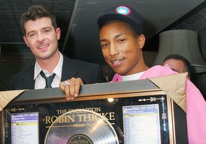 Blurred Lines : Pharrell Williams et Robin Thicke condamnés pour avoir copié Marvin Gaye