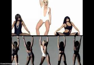Britney Spears copie Lady Gaga dans son nouveau clip