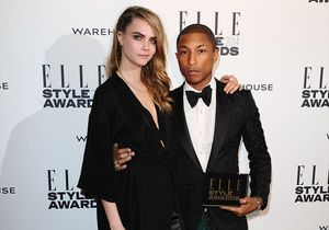 Cara Delevingne : en duo avec Pharrell Williams ?