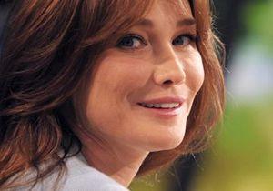 Carla Bruni-Sarkozy prépare un nouvel album