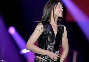 Charlotte Gainsbourg:son live à New-York demain sur internet