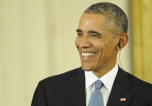 Comment Barack Obama se retrouve sur l'album de Coldplay ?