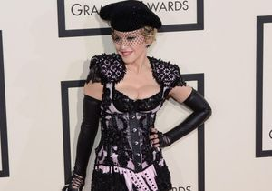 Grammy Awards : Madonna, fesses à l'air sur tapis rouge !