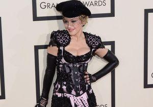 Grammy Awards : Madonna, fesses à l'air sur tapis rouge !