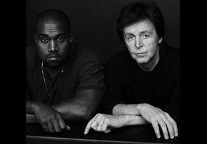 Kanye West dévoile une ballade avec Paul McCartney