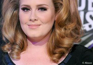 La chanteuse Adele favorite des Grammy Awards 2012