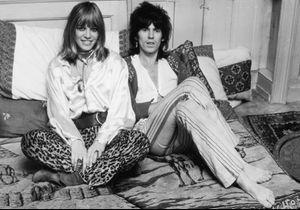 La muse des « Rolling Stones » Anita Pallenberg est décédée