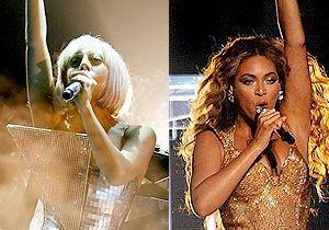 Lady Gaga et Beyoncé s'affrontent en vidéo