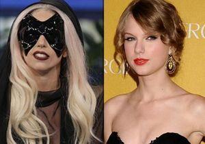 Lady Gaga et Taylor Swift, chanteuses les plus riches de 2010