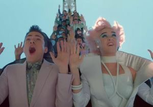Le clip de la semaine : « Chained to the Rhythm » de Katy Perry