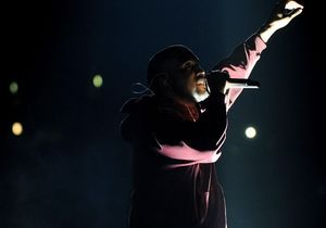 Le show spectaculaire de Kanye West aux Grammy Awards
