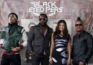 Les Black Eyed Peas à Bercy complet en 2h !