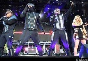 Les Black Eyed Peas dans le Doubs : intox !