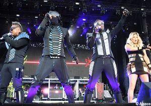 Les Black Eyed Peas font une pause