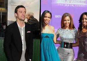 Les Destiny's Child et Justin Timberlake s'offrent un come-back !
