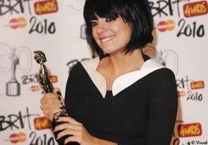 Lily Allen : un Brit Award et puis s'en va