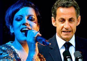 Lily Allen : un duo avec Nicolas Sarkozy ?