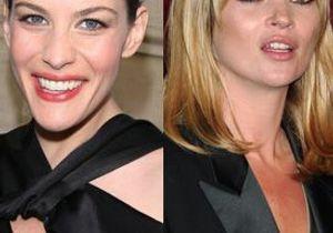 Liv Tyler et Kate Moss jouent les rockstars