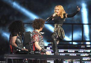 Madonna en concert en France cet été