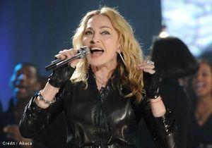 Madonna est l'artiste la plus diffusée en Grande-Bretagne