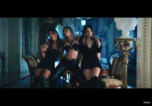 Miley Cyrus, Ariana Grande et Lana Del Rey : découvrez le clip girl power de « Charlie's Angels »