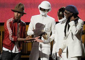 Pharrell Williams et Daft Punk: le nouveau tube dévoilé