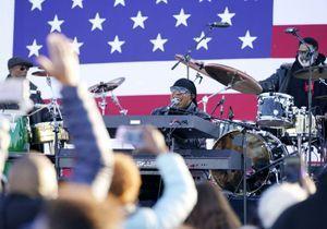 Présidentielle américaine : la résistance en musique