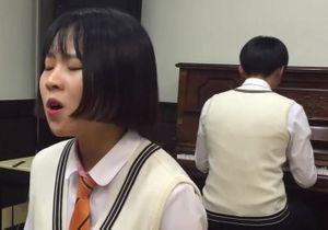 #PrêtàLiker : la très belle reprise de « Hello » d'Adele par une jeune Coréenne