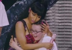 #PrêtàLiker : un fan de 12 ans twerke sur scène avec Nicki Minaj