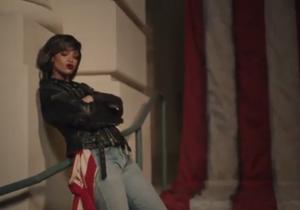 Rihanna dévoile un clip sur l'Histoire des USA