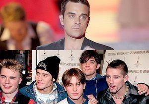 Robbie Williams : 15 ans après, il ré-intègre Take That