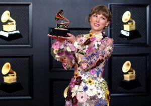 Taylor Swift signe un nouveau record lors des Grammy Awards 2021