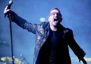 U2 : Bono opéré, tournée aux Etats-Unis annulée