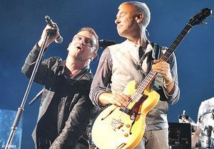U2 : un concert gratuit pour fêter la chute du mur de Berlin