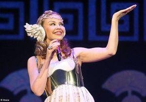 Une chanson de Kylie Minogue sacrée hit de la décennie