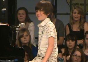 Vidéo : à 12 ans, il fait le buzz avec un tube de Lady Gaga