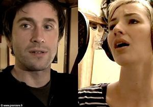 Vidéo : Louise Bourgoin en duo avec Thomas Dutronc