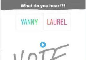 Après la robe dorée ou bleue, « Laurel » versus « Yanny », le débat auditif qui rend fou Internet