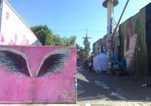 Ce mur de street-art réservé aux influenceurs choque la Toile